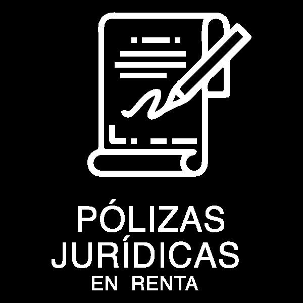Pólizas Jurídicas en Renta